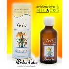 Ambientador Brumas IRIS, Boles d`olor