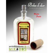 Ambientador Spray , WINTER FRUITS , Boles d`olor