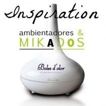 Brumizador Inspiration Blanco, de Boles d´olor