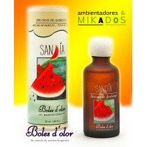 Ambientador Brumas SANDIA, Boles d`olor
