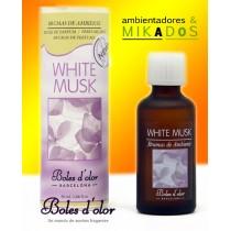 Ambientador Brumas WHITE MUSK, Boles d`olor