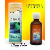 Ambientador Brumas BOREALIS , Boles d`olor