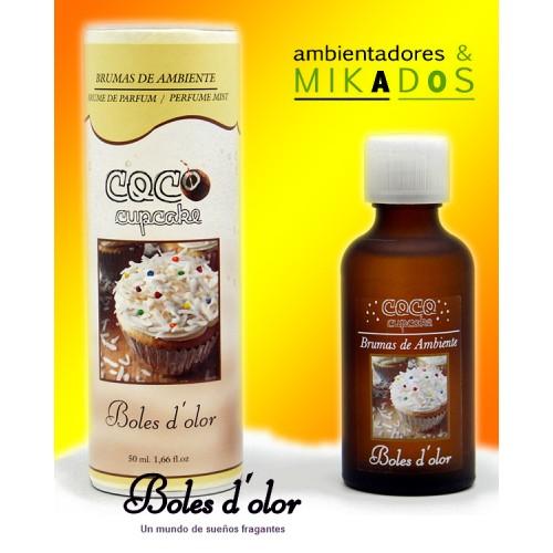Ambientador Brumas COCO, Boles d`olor