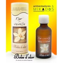 Ambientador Brumas FLOR DE VAINILLA, Boles d`olor