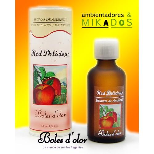 Ambientador Brumas RED DELICIUS, Boles d`olor