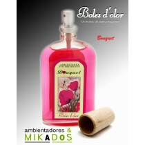 Ambientador Spray , BOUQUET, Boles d`olor