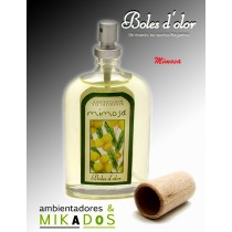 Ambientador Spray , MIMOSA, Boles d`olor