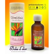 Ambientador Brumas STRELITZIA, Boles d`olor