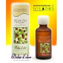 Ambientador Brumas FOREST, Boles d`olor