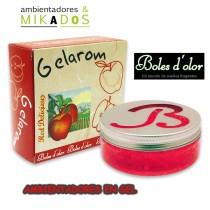 Ambientador Gel GELAROM, RED DELICIUS , Boles d`olor