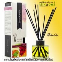 Mikado Black Edition, ENTRE UVAS Y NARANJOS, Boles d`olor.