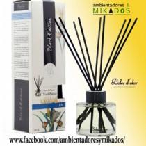 Mikado Black Edition, IRIS, Boles d`olor.