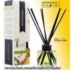 Mikado Black Edition, FLOR BLANCA, Boles d`olor.