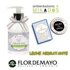 LECHE HIDRATANTE para bebe, NATURAL KIDS, Flor de Mayo