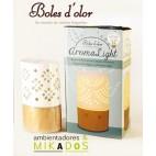 Brumizador LAMPARA , Boles d´olor.   AROMA LIGHT