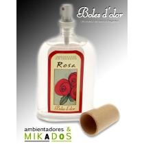 Ambientador  Spray Rosa, Boles d`olor.