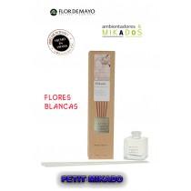 PETIT MIKADO - FLORES BLANCAS - Flor de Mayo
