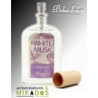 Ambientador Spray , WHITE MUSK, Boles d`olor