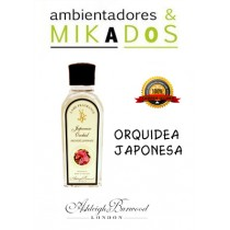 ESENCIAS PARA LAMPARAS , ORQUIDEA JAPONESA,  Ashleigh & Burwood,