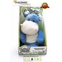 MUÑECO TERMICO INFANTIL-- HIPOPOTAMO--