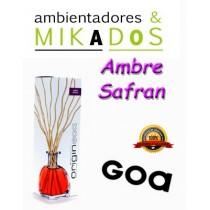 MIKADO ORIGIN GOA , AMBRE SAFRAN