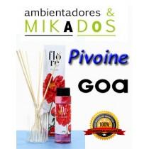 MIKADO FLORAL , GOA , PIVOINE