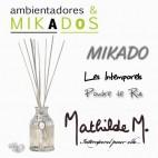 MIKADO INTEMPORELS -  POUDRE DE RIZ - Mathilde M