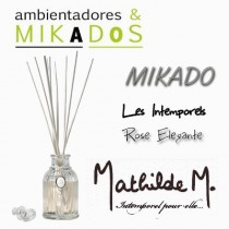 MIKADO INTEMPORELS -  ROSE ÉLÉGANTE- Mathilde M