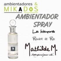 AMBIENTADOR SPRAY -  POUDRE DE RIZ - Mathilde M