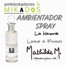 AMBIENTADOR SPRAY -  LAVANDA - Mathilde M