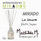 MIKADO INTEMPORELS -  ETOFFE SOYEUSE - Mathilde M