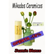 MIKADO CERAMICO JAZMIN BLANCO