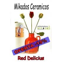 MIKADO CERAMICO RED DELICIUS