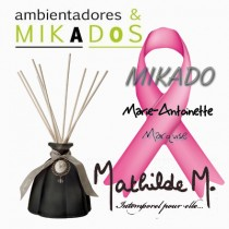 MIKADO MARIE-ANTOINETTE  NEGRO -  MARQUISE- Mathilde M