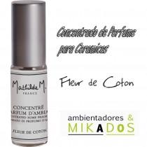 CONCENTRADO PERFUME CERAMICAS - FLEUR DE COTON - Mathilde M