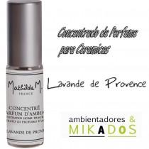 CONCENTRADO PERFUME CERAMICAS - LAVANDA DE PROVENCE - Mathilde M