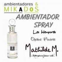 AMBIENTADOR SPRAY -  OPALINE POUDRÉE - Mathilde M