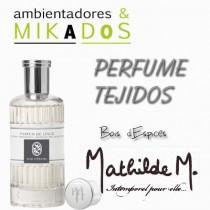 PERFUME TEJIDOS -  BOIS D´ESPICES - Mathilde M