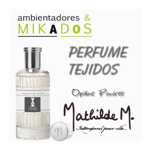 PERFUME TEJIDOS -  OPALINE POUDRÉE  - Mathilde M