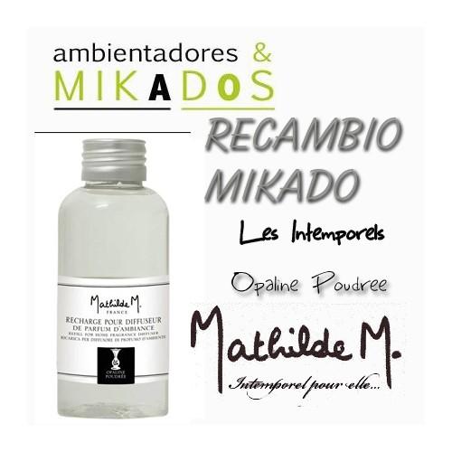 RECAMBIO MIKADO -  OPALINE POUDRÉE  - Mathilde M