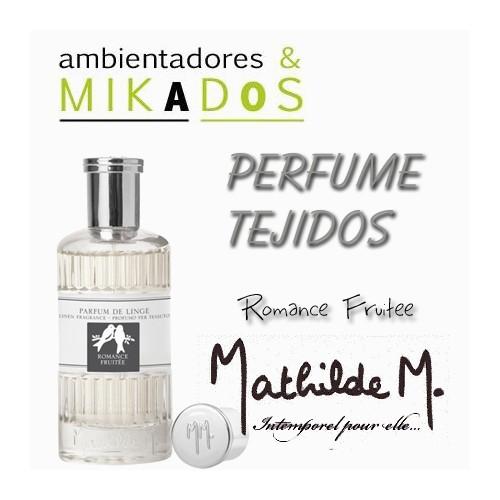 PERFUME TEJIDOS -  ROMANCE FRUITÉE  - Mathilde M