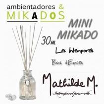 PETIT MIKADO  -  BOIS D´EPICES- Mathilde M