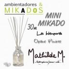 PETIT MIKADO  -  OPALINE POUDRÉE - Mathilde M