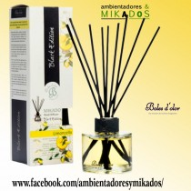 Mikado Black Edition  LIMONCELLO Boles d´olor