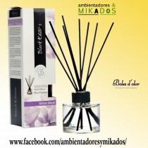 Mikado Black Edition   WHITE MUSK, Boles d´olor