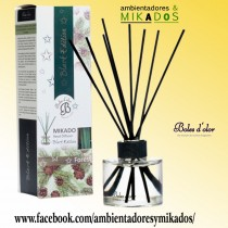 Mikado Black Edition  FOREST, Boles d´olor