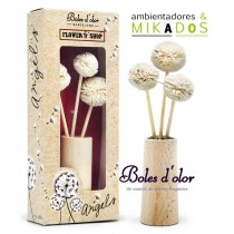 Boles D`olor, Ambientador ANGELS - FLOWER SHOP